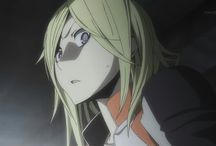 Vorona Varona Douglanikov - Durarara!! / I met her as Vorona, so she is Vorona to me!! Well, Varona is cute name too, but I prefer Vorona.