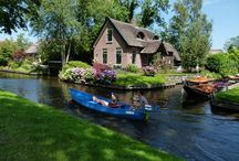 Giethoorn/Amsterdam/Netherlands / by Barbara Prindle