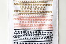 Patterns  / by Natalie Bjordal