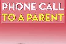 SMS Classroom Ideas / Back-to-School ideas, parent communication