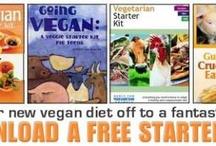 Vegan Starter Guides / by Vegan Future