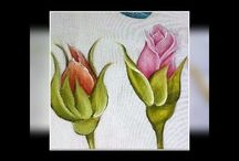 boton de rosas