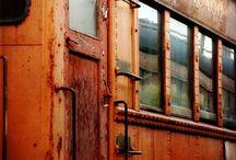 Trenes y Vías