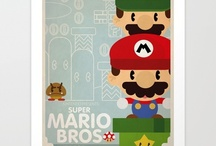 PARTY: MARIO BROS!
