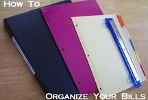 Get it together! / Organization / by Liz Foust