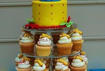Curious George Party / by Cathryn Leigh