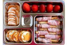 Lunchbox food