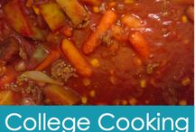 College cooking / Easy college friendly recipes