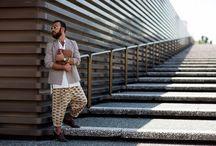 gli Uomini di Pitti  / Pitti Florence Men's fashion fair