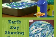 Earth Day Treasures for Kids / Inspiration, ideas and activities for Earth Day.