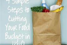 Food Tips / by Tammi Orazem
