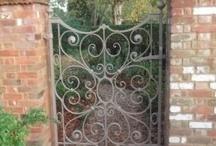 Gate/ front door