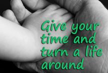 Make A Difference / Practical ideas in giving, helping others -  making a difference in the world!