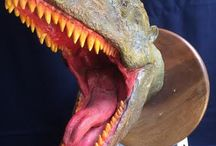 GIGANOTOSAURUS HEAD / GIGANOTOSAURUS HEAD    260×130×340 1800g   Touch the image Click on the image