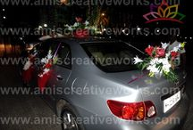 Car Decoration / Go it in style at your wedding...