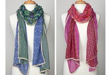 Scarf Guide / Scarves