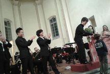 Eventi: il galà di Cesano Maderno / Concerto di raccolta fondi in memoria dell'amico Luciano Strada (30 maggio 2014)