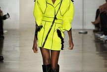 Fresh off the Runway / by Black Fashion