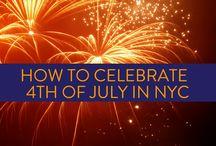 Celebrate in NYC