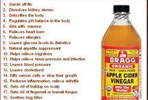 Apple cider vinaigre