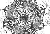 Doodles & zentangles