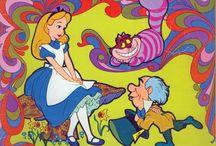Wonderland............sometimes I wish I was Alice / by MaeMae Renfrow