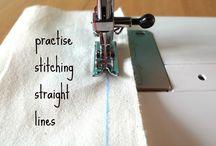 Sewing / by Wendy Binns