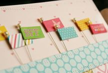 Scrapbooking and card ideas