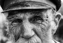Old men with beards