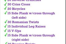 Things to do / Workout
