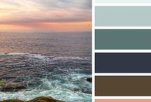 Muted colours