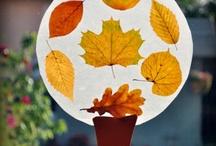 Fall Art Ideas for Kids