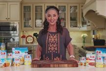 Good for the soul with Dole / Our Dole Blogger Ambassador Ally Phillips has created some soulful, delicious meals that you can recreate at home. Home cooking as demonstrated by Ally. / by Dole Packaged Foods