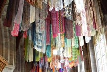 Prayer flags & Toran