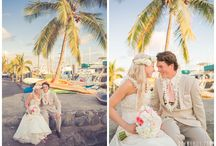 Hawaii Wedding Photographer / Photos of weddings by Hawaii Wedding Photographer Karma Hill Photography.