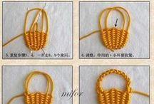 вышивка плетение