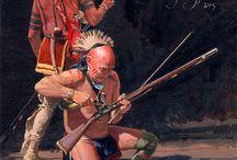 z I Nativi d'america - El nativo de América