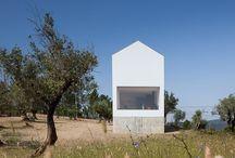 Minimal houses