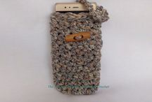 Mobile case https://www.facebook.com/TheEntireWorldofHandmadeCrochet/