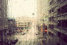 rainy rain