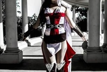 Amateur Night / Female Assassins Creed Pole Dancing Cosplay