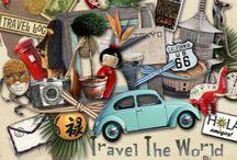 Путешествия.