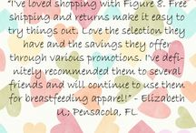 Customer Feedback / Send us your feedback! We love to hear what you think! Send us your questions, comments, and concerns to customerservice@figure8maternity.com