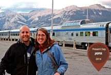 VIA Rail • Canadian Rockies By Train / What's it like riding a VIA Rail train through the world famous Canadian Rockies? Come along on my first ever trip! I never believed it would be like this.