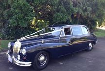 Daimler Majestic Major 1967 Classic Limousine / Daimler Majestic Major seats 6 passengers + Chauffeur Classic Wedding Car hire for Brisbane with Premier Limousines