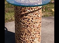 Fun with corks / Why not keep hold of your wine corks and get crafty?