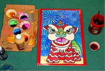 Chinese New Year - Art Ideas / by scartteacher