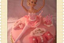 cake Barbie ballet