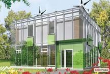 Casa cu etaj Cube