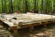 Cabin Building Ideas